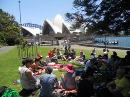 Christmas Day BYO Picnic Lunch in Sydney for Newcomers ...
