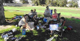 Day BYO Picnic Lunch in Perth - Newcomers & Christmas...