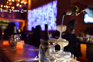 Suede Restaurant NYE