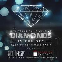 New Year Eve Exclusive - DIAMONDS IN THE SKY