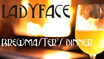 Ladyface 5th Anniversary Brewmaster's Dinner