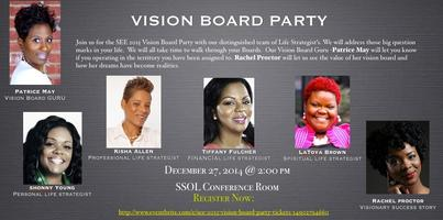 SEE: 2015 Vision Board Party