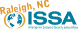 2016 Raleigh ISSA Monthly Chapter Meeting GUEST