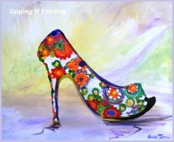 March for Babies Fundraiser: Cinderella's Shoe...