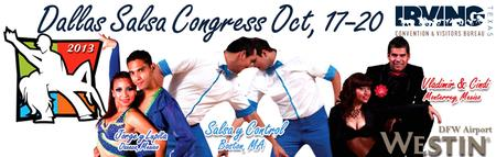 DALLAS SALSA CONGRESS
