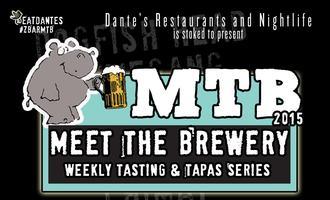 Z Bar Meet The Brewery Series 2015