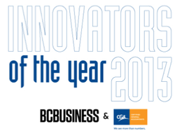 The BCBusiness Innovators of the Year