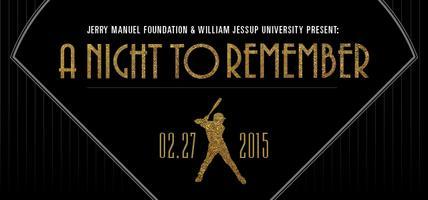 WJU & JMF Baseball Soiree: A Night to Remember
