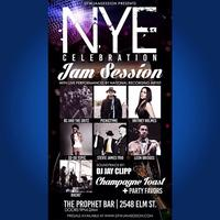 DFWJAMSESSION Presents NYE Celebration