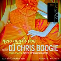 New Year's Eve at The Room Santa Monica