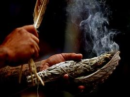 Native American Smudging Class
