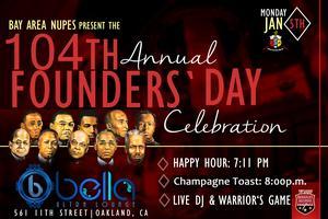 Kappa Alpha Psi 104th Founders Day Bay Area Celebration