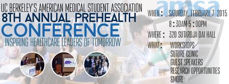 UCB 2015 Pre-Health Conference: Health Career &...