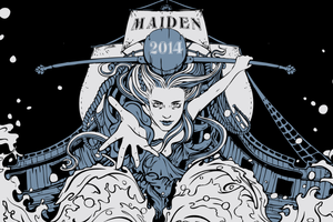 Maiden 2015 Festival of Wood