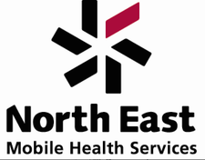 North East Mobile Health Services logo