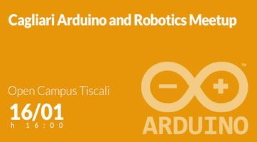 Cagliari Arduino and Robotic meetup