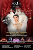 Valentine's Viva Paris International Show by Erika Moon