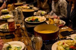 Keystone New Year's Eve Fondue Dinner