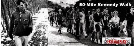 50-Mile Kennedy Walk 2015