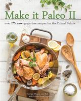 Book Release Party for Make it Paleo 2