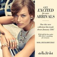 Meet Stella & Dot and Spring '15 Collection Viewing in...
