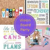 2015 Vision Board Development