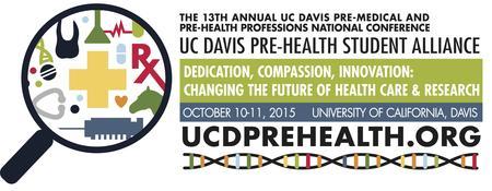 UCB Bus: 13th Annual UC Davis Pre-Medical & Pre-Health...