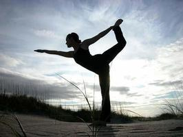 Tues 8pm Yoga-Lattes at Manorbrook School in Thornbury