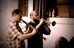 Improvised Music Duo: Ken Vandermark & Nate Wooley