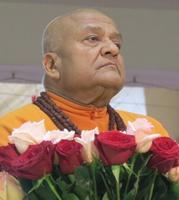 Kriya Einweihung durch Shibendu Lahiri