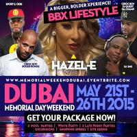 Memorial Weekend Dubai