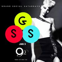 [SAT.1/3] #GrandSocialSaturdays at Opera DC   ...