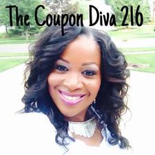 """Althea Cavor """"The Coupon Diva"""" logo"""