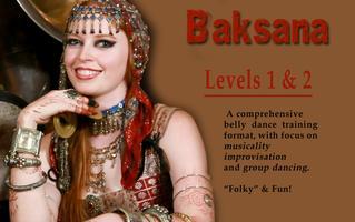 Baksana Format Classes with Danielle Elizabeth