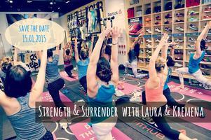 Strength & Surrender with Laura & Kremena