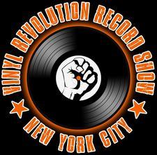 Vinyl Revolution Record Show logo