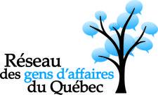 Réseau des gens d'affaires du Québec (RGAQ) logo