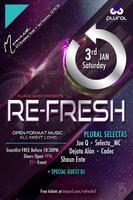 Re-Fresh @ Monroe 1/3/15