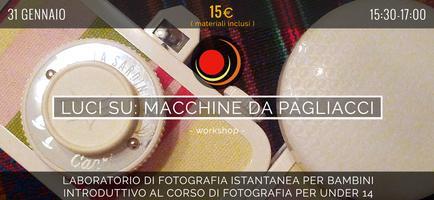 Foto istantanee con Macchine da Pagliacci