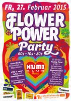 Flower Power Party im KumiKlub Mainz