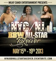 NYC & NJ BBW ALL-STAR TAKEOVER