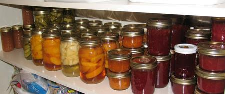 Building Your Larder-Save Gardening and Cooking at Washington