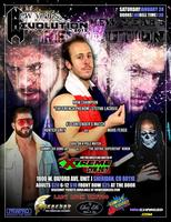 NRW New Years Revolution presented by Xtreme Gym 24/7