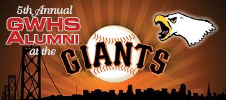 5th Annual GWHS at the Giants