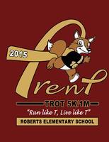 Trent Trot 5K & 1M 2015