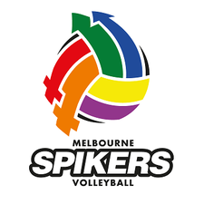 Melbourne Spikers logo