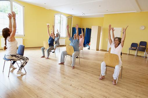 TEST/PRACTICE ACTIVITY ONLY - Over 55s Leisure and Learning