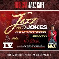 """Jazz and Jokes Featuring Lil """"T"""" open Mic"""
