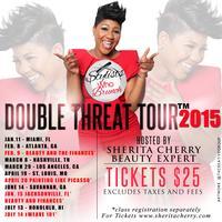 Stylists Who Brunch DOUBLE THREAT TOUR- Savannah, Ga