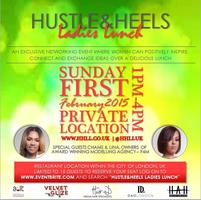 Hustle & Heels Ladies Lunch - SOLD OUT!